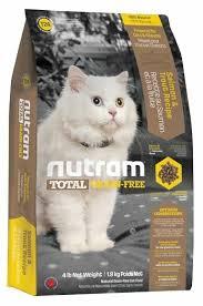 Корм для <b>кошек</b> Nutram T24 <b>Лосось</b> и форель для <b>кошек</b> и котят ...