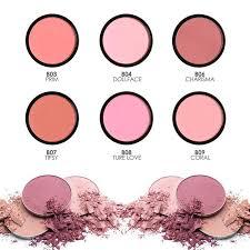 <b>Focallure Face Blush</b> Natural <b>Blusher Powder</b> Makeup | Shopee ...