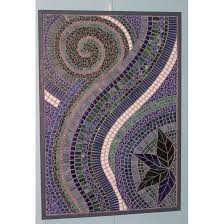 mosaic wall decor:  images about mosaic patterns on pinterest