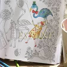 Pin on Coloring Pages - Wonderland (book)