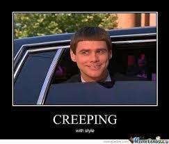 Creepy Meme | Jim Creepy - Meme Center | What I like | Pinterest ... via Relatably.com