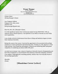 musician cover letter sample resume genius musician cover letter example musicians resume template