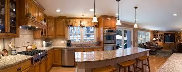size kitchen elegant marble countertops