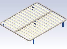 Ортопедическое основание 140/160/<b>180 х 200</b> для <b>кровати Лацио</b>