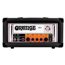 <b>Orange OR15H</b> BK Ламповый <b>гитарный усилитель</b>