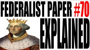 Federalist paper    and    Buzzle