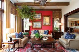 view in gallery a blend of red and blue in the beautiful living room 23 living rooms with tantalizing beautiful living rooms