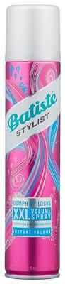 Batiste <b>сухой</b> шампунь XXL Volume Spray, 200 мл