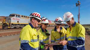 How <b>robot trains</b> are boosting Australia's mining industry | Financial ...