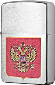 <b>Зажигалки ZIPPO</b> с символикой