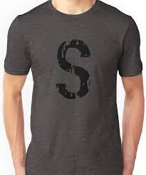 '<b>S</b>' <b>T</b>-<b>Shirt</b> by potterstinks | <b>Jughead s</b> shirt, <b>T shirt</b>, Riverdale shirts