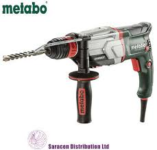 <b>METABO KHE 2660 QUICK</b> COMBINATION HAMMER SDS PLUS ...