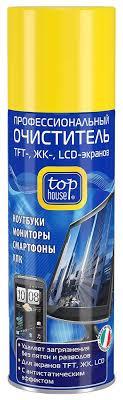 <b>Чистящие средства</b> для телевизоров <b>TOP HOUSE</b> - купить ...
