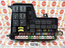 dodge ram fuse box 2003 03 dodge ram 1500 power distribution fuse box 56049680ab oem fits more than