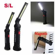 Magnetic <b>Portable</b> Rechargeable COB LED <b>Work</b> Light Flod ...