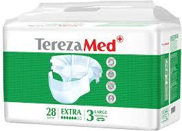 <b>TerezaMed Подгузники</b> для взрослых Extra Large №3 28 шт ...