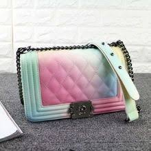 <b>Caker Brand 2019 Women</b> Handbag Trend Diamond Lattice Chain ...