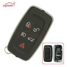 <b>Kigoauto</b> AH22 15K601 AD <b>smart key</b> 434Mhz 5 button for ...