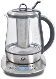 Купить <b>электрочайник Solis Tea Kettle</b> Digital (Silver) в Москве в ...