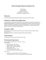 sample creative resume designs resume templates sample creative resume designs sample resume resume samples interior design student resume interior designer resumejpg