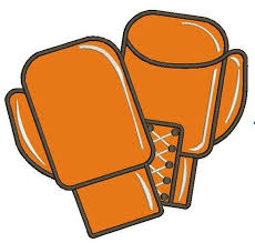 boxing <b>gloves applique</b> Machine Embroidery Design