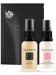 <b>Подарочный набор</b> для сияния кожи Glow <b>Makeup</b>: крем со ...