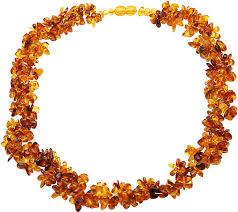 <b>Колье Балтийское золото</b> 0914K854-<b>bz</b>   www.gt-a.ru