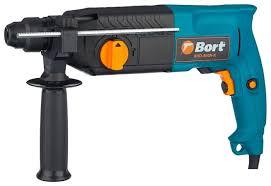 <b>Перфоратор</b> сетевой <b>Bort BHD</b>-<b>800N</b>-<b>K</b> (3 Дж) — купить по ...