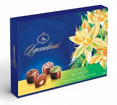 <b>Набор конфет Вдохновение Mini</b> Cupcakes
