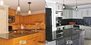 painting wooden kitchen cabinets