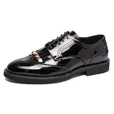 AILADUN Men Shoes Black EU 48 Dress Shoes Sale, Price ...