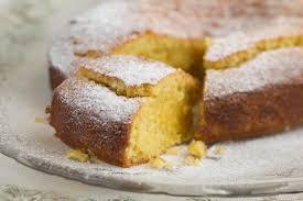 Flourless Italian Almond-Lemon Cake Recipe