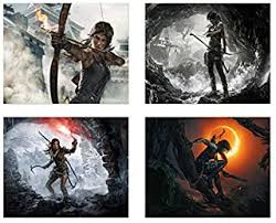 Best Tomb Raider <b>Wall Art</b> of 2019 - Top Rated & Reviewed