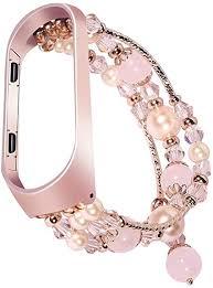 Strap Bracelet for Xiaomi Mi Band 4 Miband 3/4 ... - Amazon.com