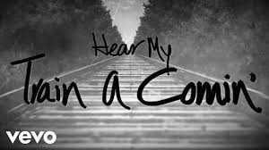 Jimi Hendrix - Hear My <b>Train A</b> Comin' (Lyric Video) - YouTube