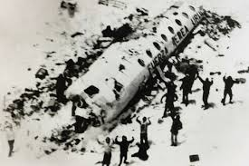 Image result for 1972 Andes flight disaster