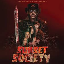 <b>Various Artists</b>. <b>OST</b> Sunset Society. Original Motion Picture ...