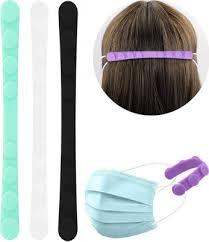 <b>Adjustable Anti-Slip Mask Ear</b> Grips Extension Hook Adjusting ...
