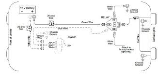 back up light wiring diagram auto info pinterest Electric Car Wiring Diagram Switches Electric Car Wiring Diagram Switches #7 Basic Car Wiring Diagram