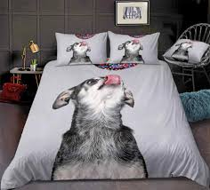 Funny <b>Chihuahua</b> Dog Bedding Cute pet Duvet Cover Set ...