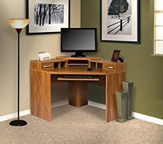 OS Home And Office Furniture Corner Desk With Monitor Platform  W