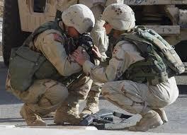 Image result for 15 سال جنگ سربازان آمریکایی را خسته کرده/آمار خودکشی بالاست