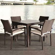 safety glass dining table chairs sets