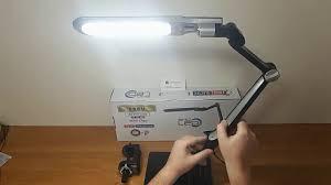 Светодиодная <b>настольная лампа Horoz</b> EBRU Touch Premium 10W