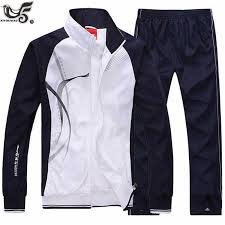 XIYOUNIAO new 2018 plus size L~<b>5XL Mens</b> sportsuits <b>spring</b> ...