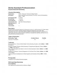 certified dental assistant resume examples samples resume for job sample resume for dental assistant no experience