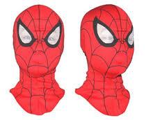 Adult & Kids <b>Spider Man Spider Man</b> Head <b>Mask Spiderman Hood</b> ...