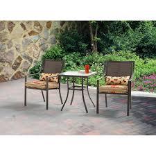 crossman piece outdoor bistro:  decoration in  piece outdoor patio set backyard remodel images mainstays alexandra square  piece outdoor
