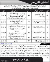 federal government jobs in kpk fata pk federal department jobs pishawar kpk