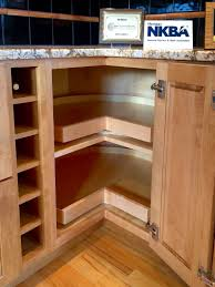 Kitchen Cabinets Lazy Susan 5 Solutions For Your Kitchen Corner Cabinet Storage Needs